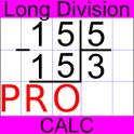 Long Division Calc PRO