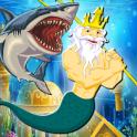 Zeus Merman Shark Attack