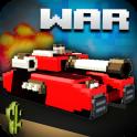 Retro Smashy War Fury City Attack - Wanted TD