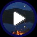 Campfire ~ Fire Video HD.