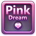 Pink Dream Theme - GO Launcher