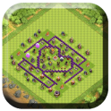 Town Hall 7 Trophy Base Layout
