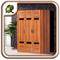 Wooden Wardrobe 3 Door