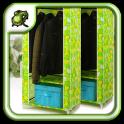 Portable Wardrobe Storage