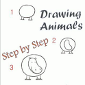 Drawing Animals Step by Step