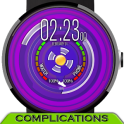Colorful Lights Watch Face