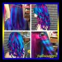 DIY natural hair color