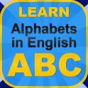 aprender las letras en Inglés