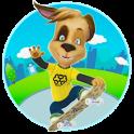 Pooches: Skateboard