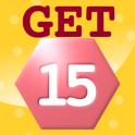 Get 15