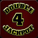 Double 4 Jackpot Las Vegas Slotmachine