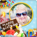 Birthday Photo Frames And Greeting Cards Maker