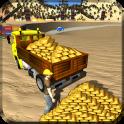 Gold Miner Rush Truck Drive