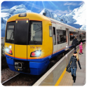 Crazy Train Mania: Subway Runner 3D