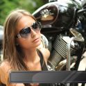 Motorcycle Photo Frames