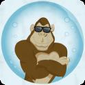 Monkey Bubbles Memory Game