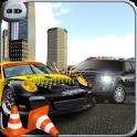 Robber Crime Driver Escape 3D
