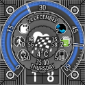 Daily Sequential Watch Face