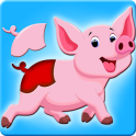 Animals puzzle game for kids