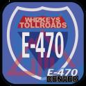 Denver E-470 Toll Road 2017