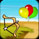 Balloon Bow & Arrow