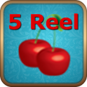 Five Reel Slot Machine