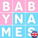 Baby names UK