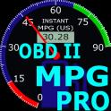 OBDII Car MPG Pro (Gasoline)