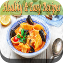 Healthy & Easy Recipes:cooking