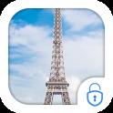 Eiffel Tower Locker Live Theme
