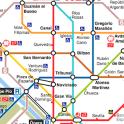Madrid Subway Map