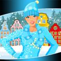 सर्दियों फैशन ड्रेस अप