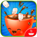 Hot Coffee Maker -Chocolate cappuccino latte coffe