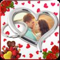 Valentine's Day Photo Frame HD