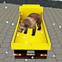 4 × 4 동물 운송업자 트럭