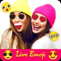 Live Emoji Face Swap