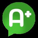 Big texts & fonts for WhatsApp