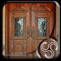 Modern Wooden Carving Door