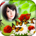 Butterfly Photo Frames Editor