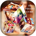3D Photo Cube Live Wallpaper
