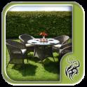Wicker Garden Furniture Design