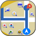GPS Map & Location Finder