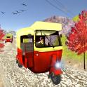 Offroad Tourist Tuk Tuk Auto Rickshaw Driver