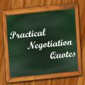 Practical Negotiation Quotes