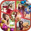 New Year Collage Photo Editor