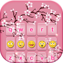 Sakura Keyboard with Emoticons