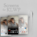 """""""Screens for KLWP"""""""