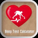 Beep Test Calculator