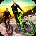 Mountain Bicycle Rider 2017