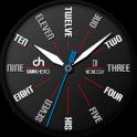 Alphabetic Watch Face